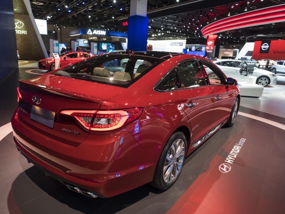 2017 Hyundai Sonata Limited 2.0 T >> Inside the New Hyundai Sonata - Autoversed