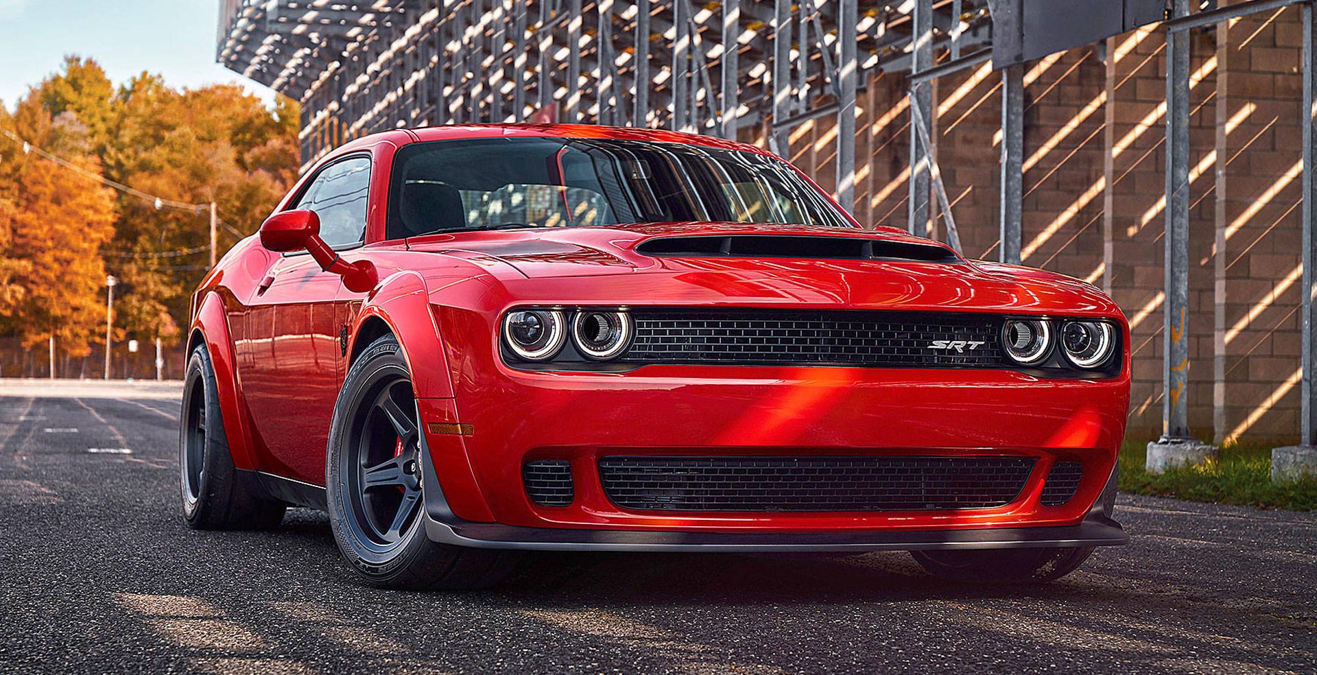 Test Drive: 2019 Dodge Challenger R/T Scat Pack Plus