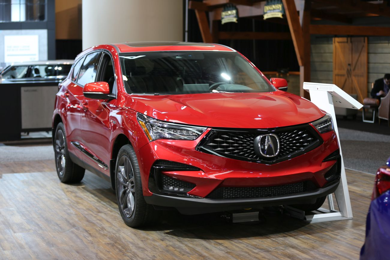 Inside The New 2020 Acura Rdx Autoversed