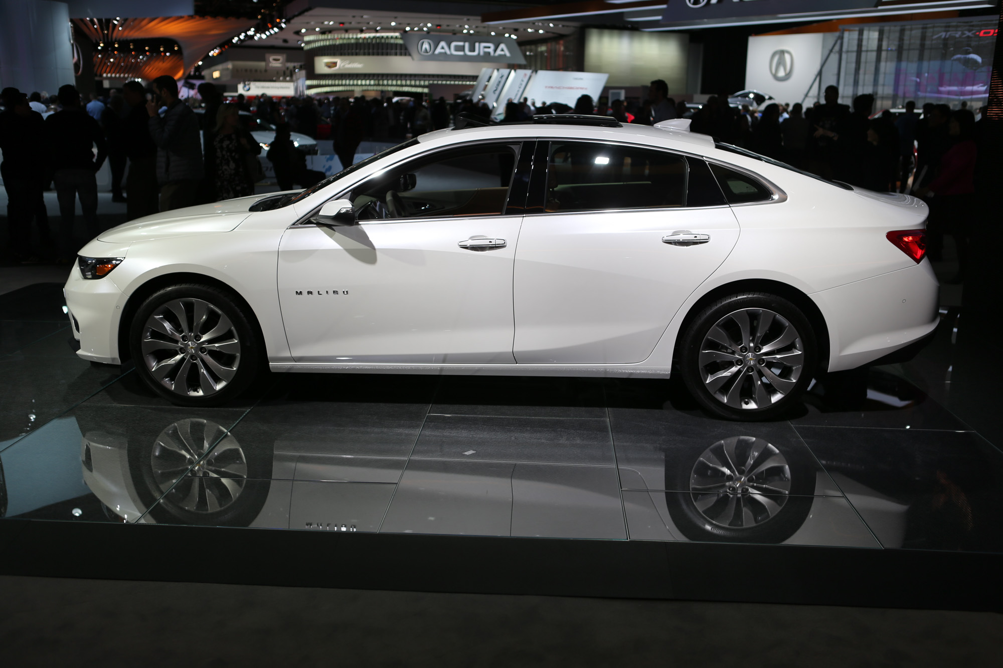 Inside The 2019 Chevy Malibu: An Affordable Sedan With a ...