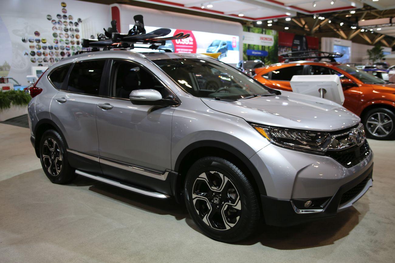 2019 Honda CR-V: Honda's SUV Legacy - Autoversed
