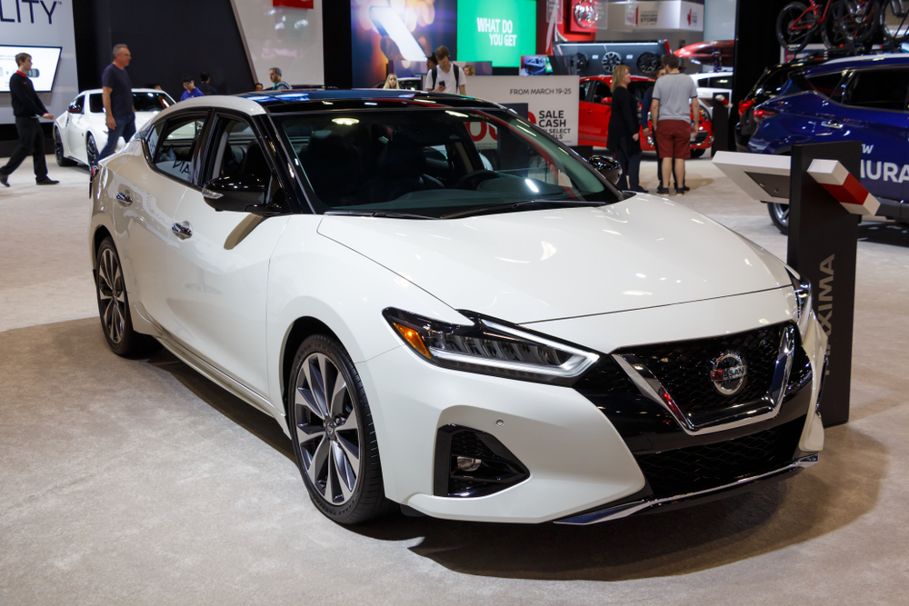 Big and Bold: Nissan's 2019 Maxima - Autoversed