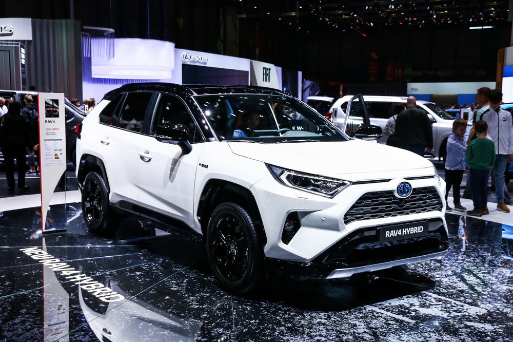 Toyota Suv Names >> Toyota S 2019 Rav4 A Jeep By Any Other Name Autoversed