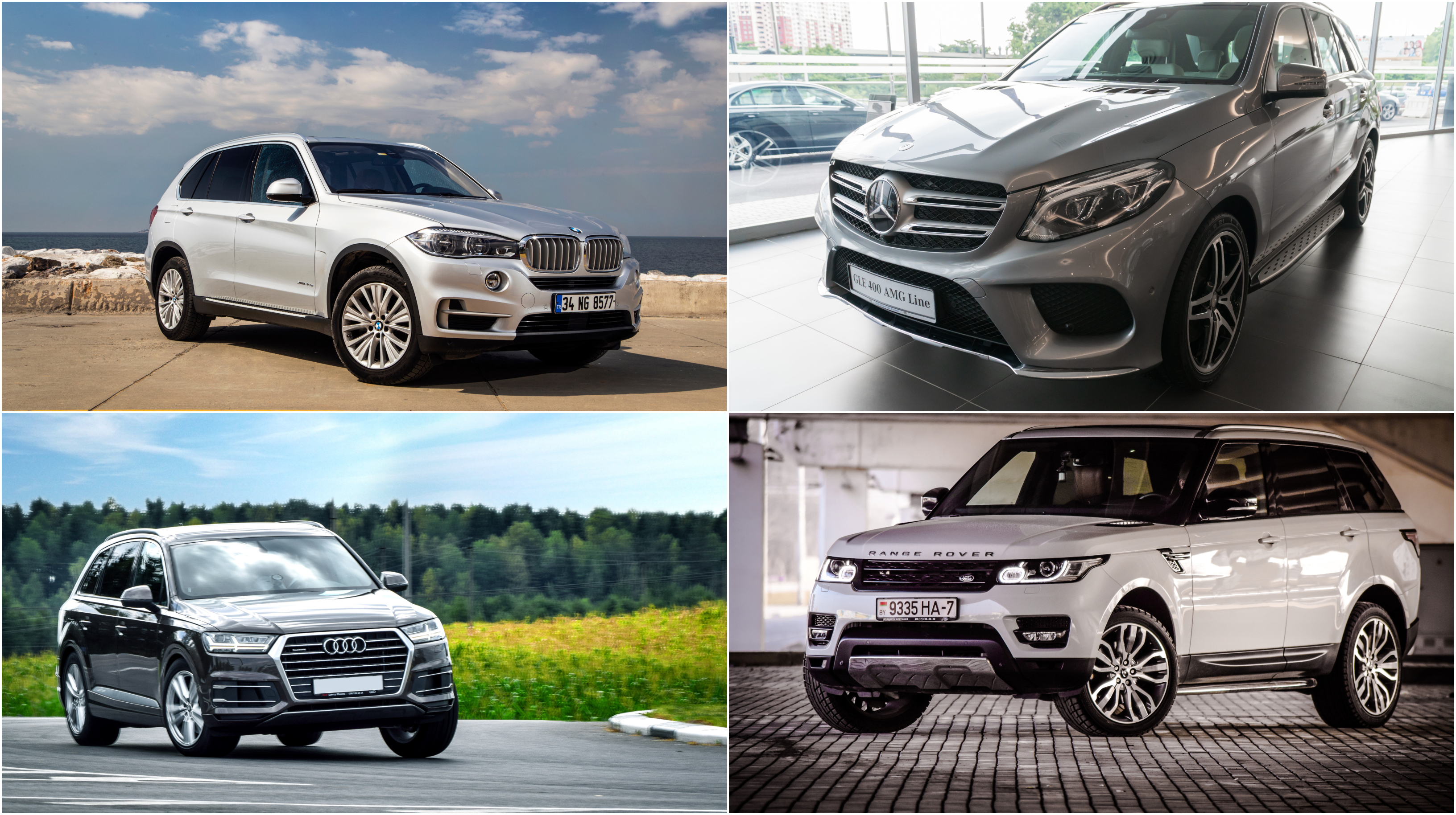 How These 2020 Luxury Suvs Stack Up Against Each Other Autoversed