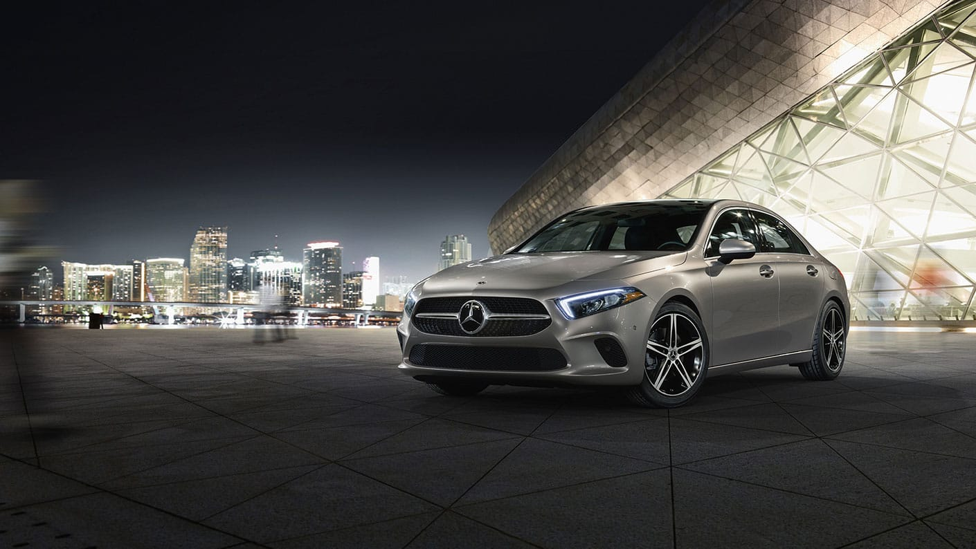 Everything You Need To Know About The 2020 Mercedes Benz A Class Sedan Autoversed