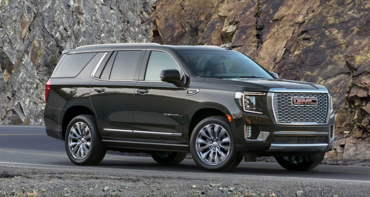Inside the 2021 GMC Yukon: Is Bigger Always Better ...