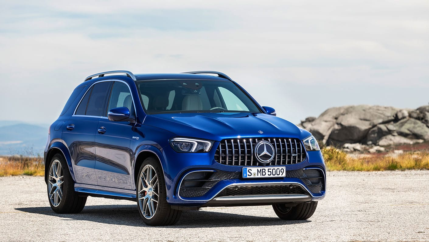 Amg Gee Whiz Take A Look At The 2021 Mercedes Amg Gle 63 S Autoversed