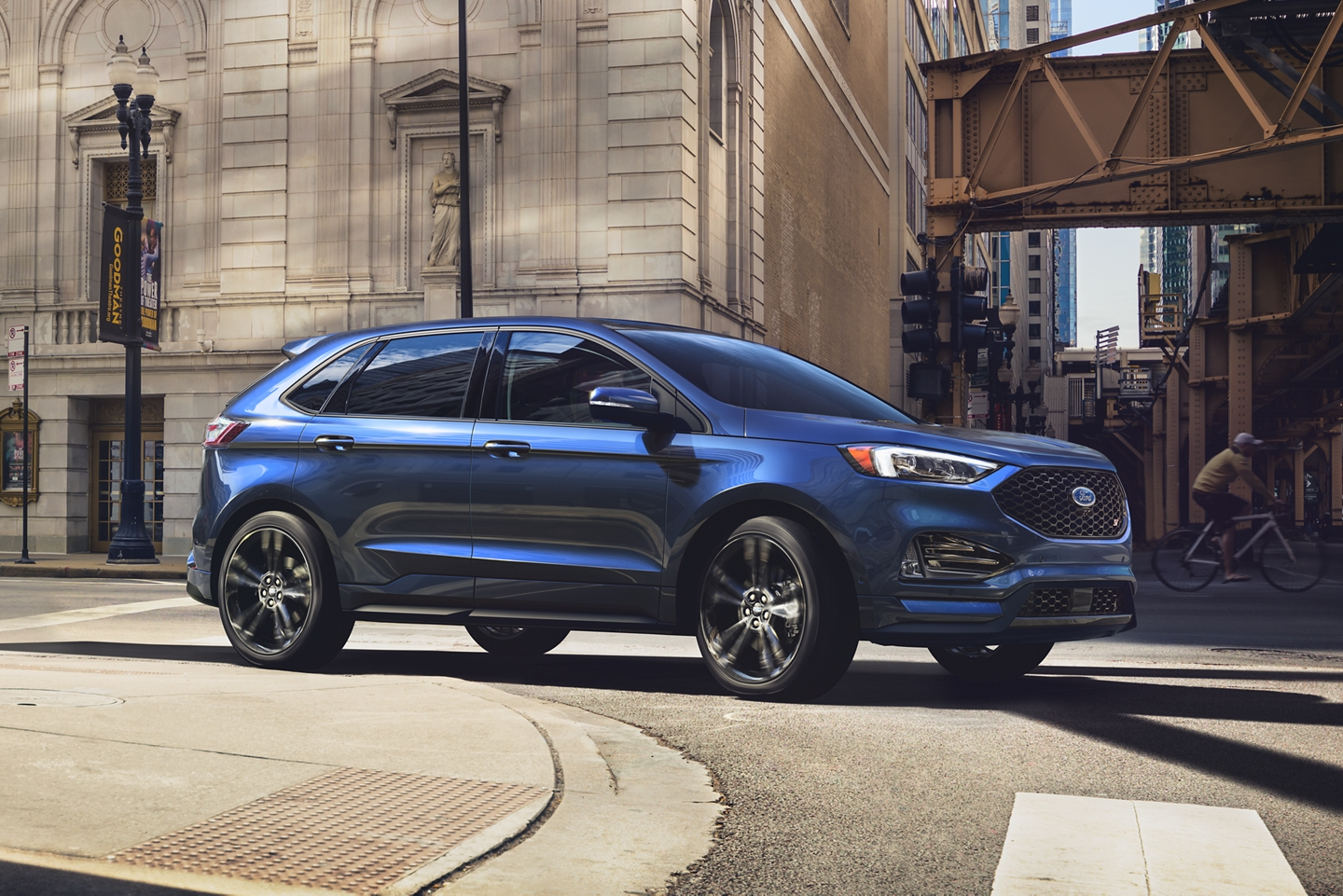 2020 Ford Edge Sport New Concept