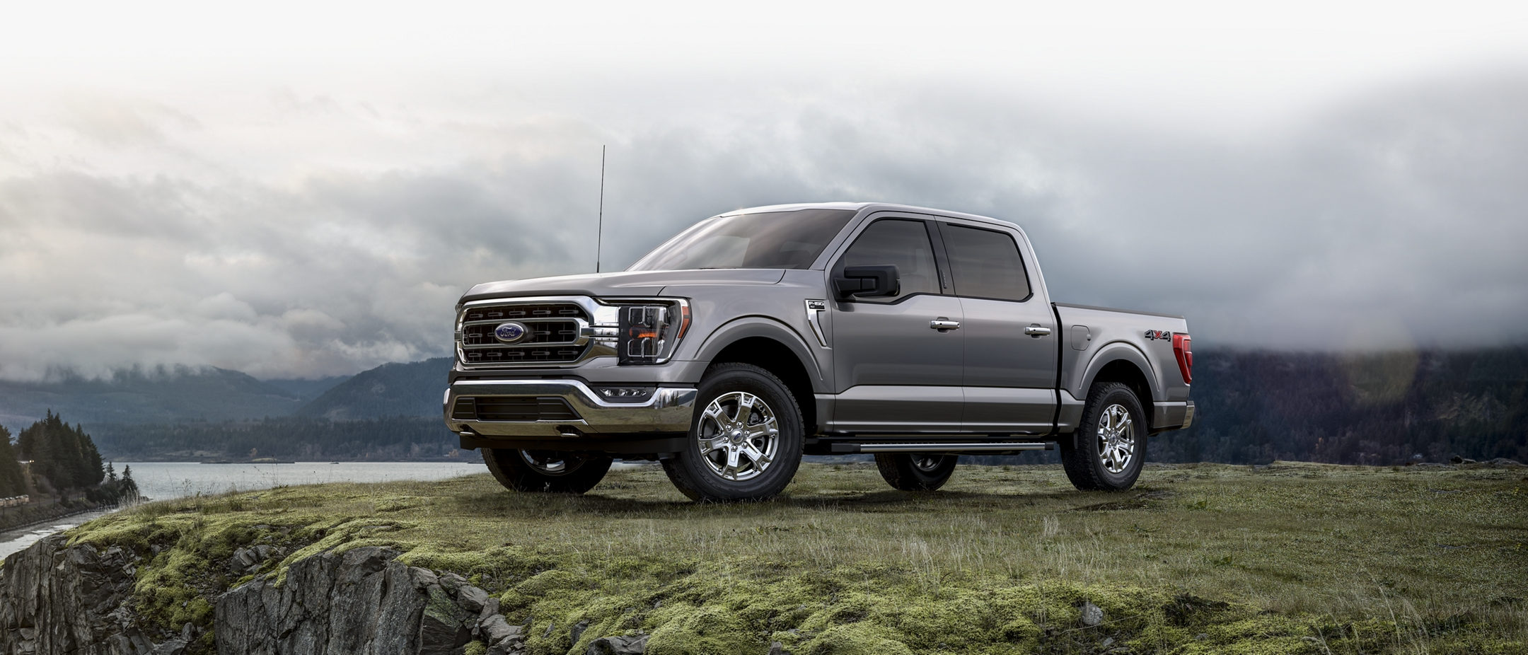 The Redesigned 2021 F-150 Pickup: A First Look - Autoversed