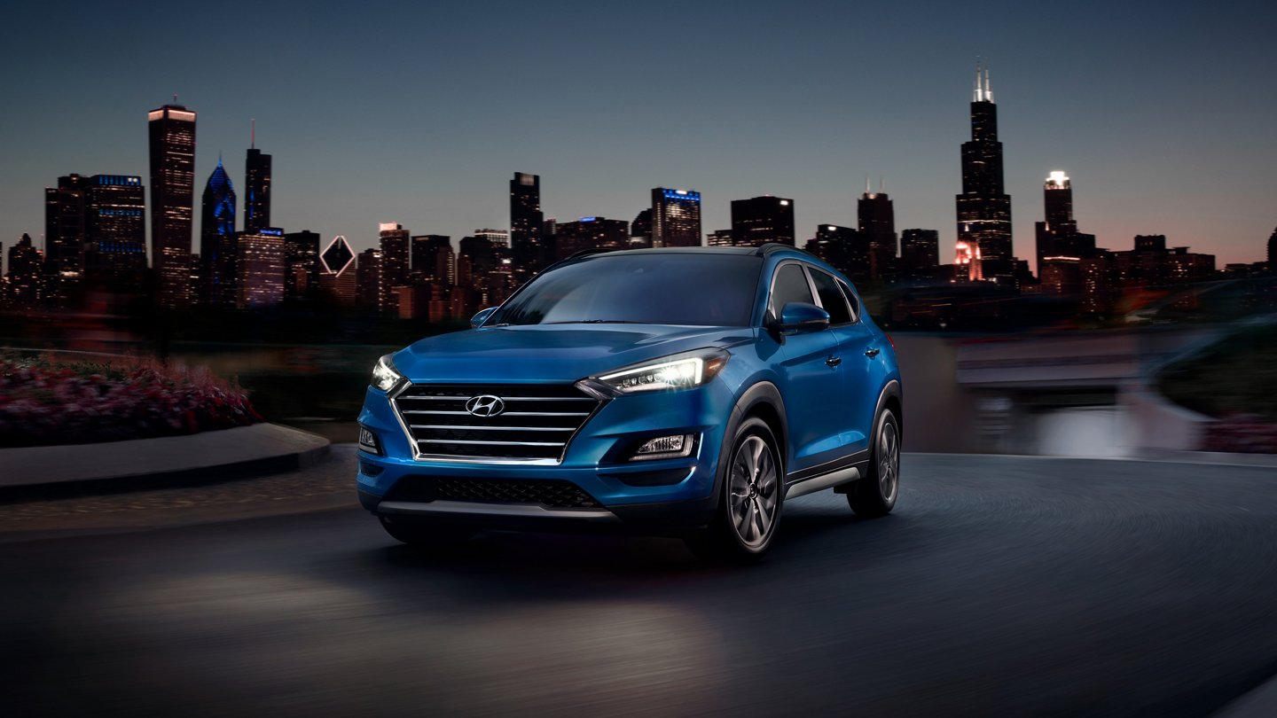 inside the 2021 hyundai tucson a completely redesigned