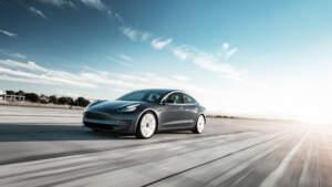 Tesla Model 3 EV