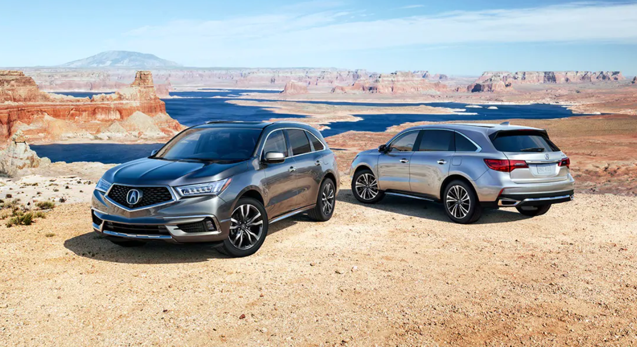 Inside The 2021 Acura Mdx The New Look Of Luxury Autoversed