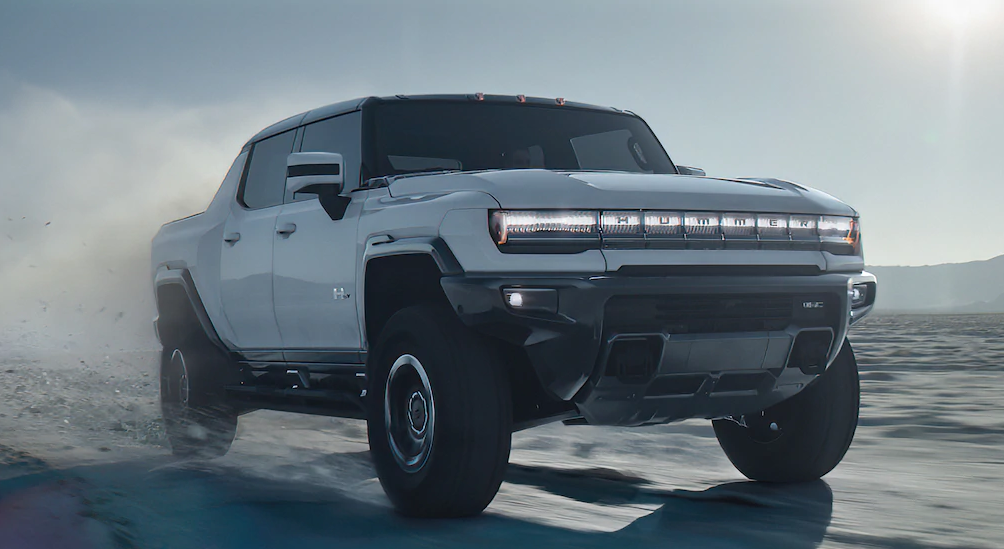 General Motors Unveils Electric Hummer 'Supertruck ...