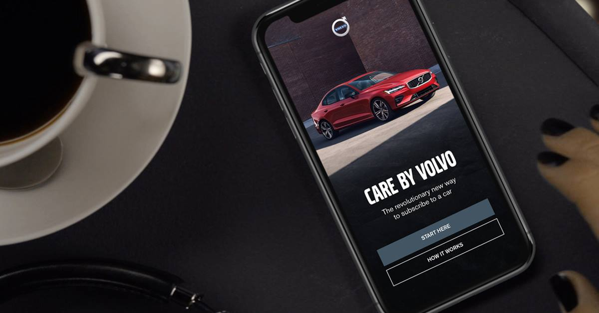 Volvo Subscription Service Now Allows You To Swap Vehicles Every Four Months