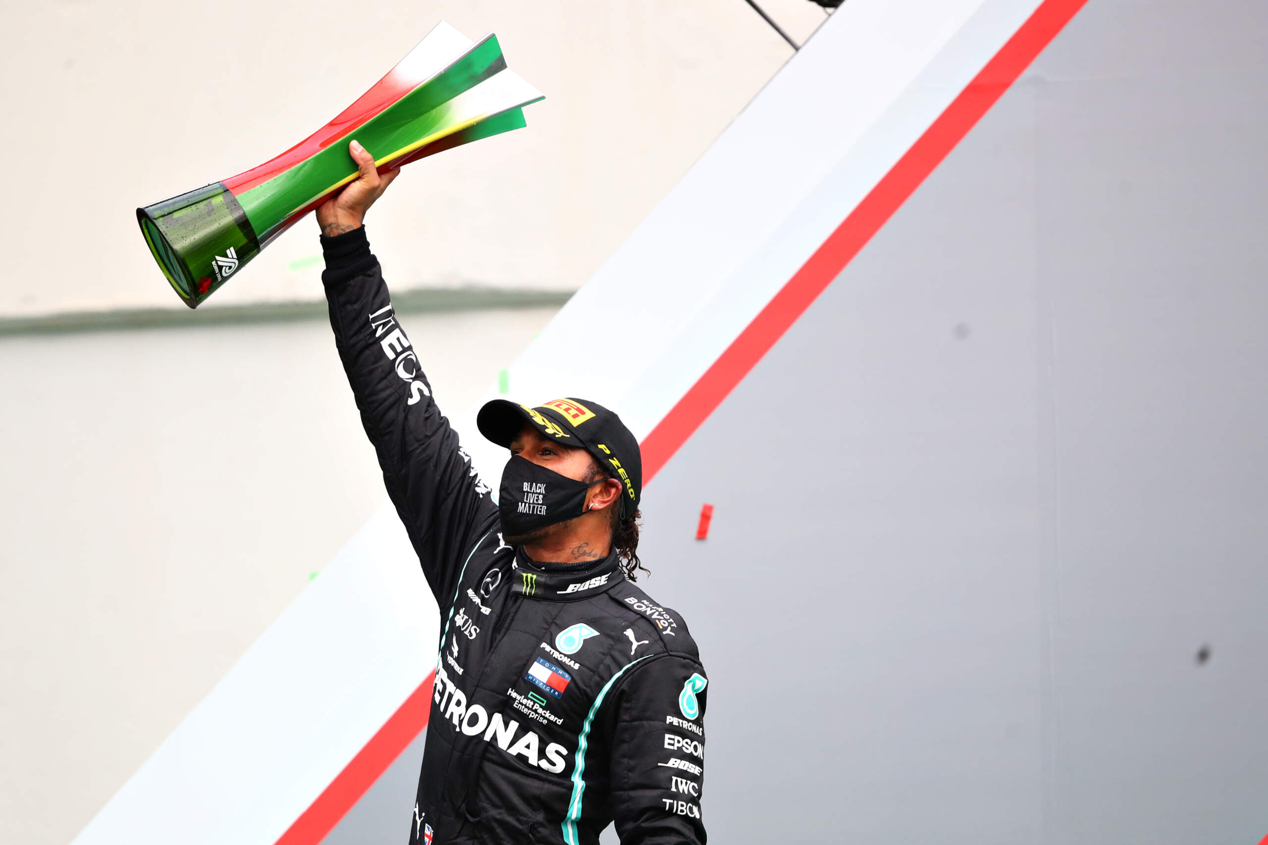 Lewis Hamilton Breaks Michael Schumacher's All-Time F1 Wins Record