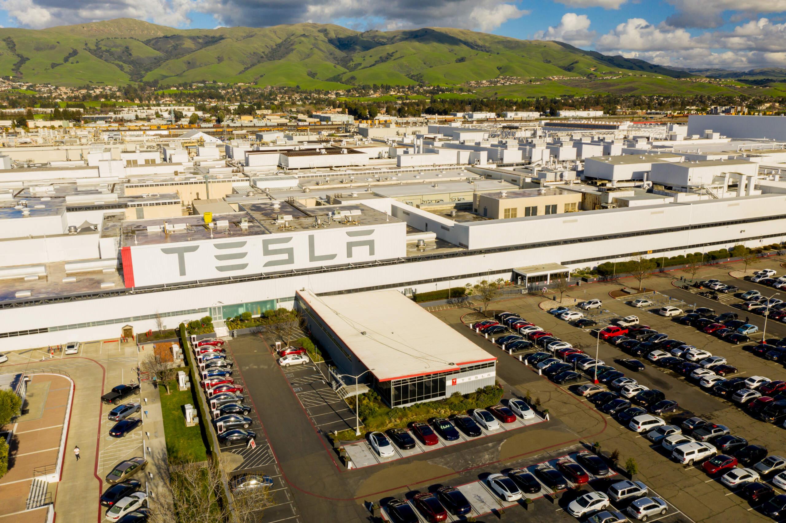 "Tesla Workers in California Declared ""Essential"" During New Lockdown"