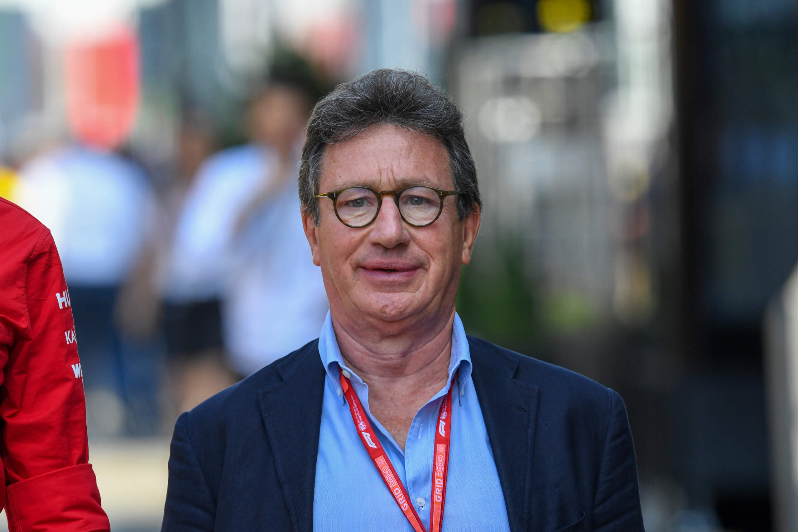 Ferrari CEO Abruptly Resigns After Contracting COVID-19